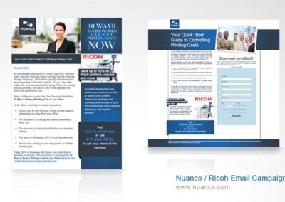 Nuance & Ricoh Email